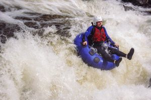 The Adventure Photographers Tubing Tummel Nae Limits Adventure Photography