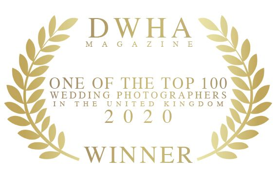 Faye Amare included in Destination weddings honeymoons Abroad magazine top 100 wedding photographers in United Kingdom