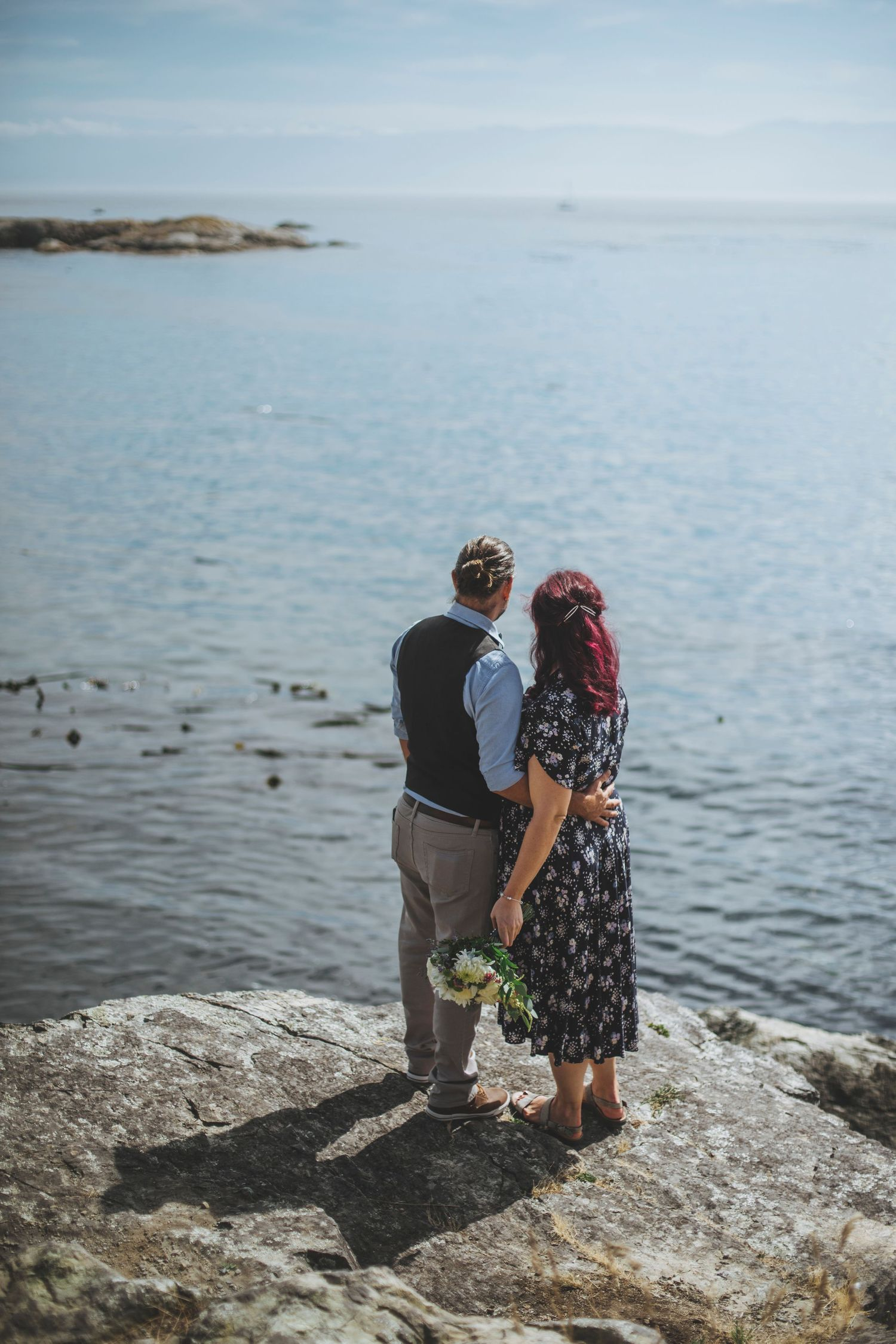 saxe point park. victoria bc wedding photographer. victoria bc elopement.