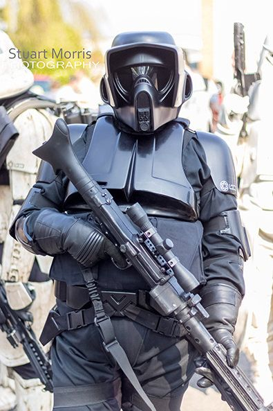 star wars shadow scout trooper cosplay at stars and cars