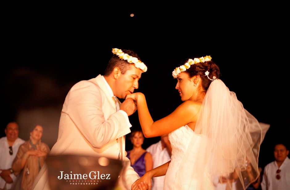 moon palace cancun wedding 11
