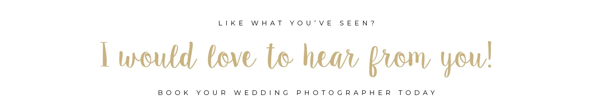 Contact Norwich & Norfolk Wedding Photographer today