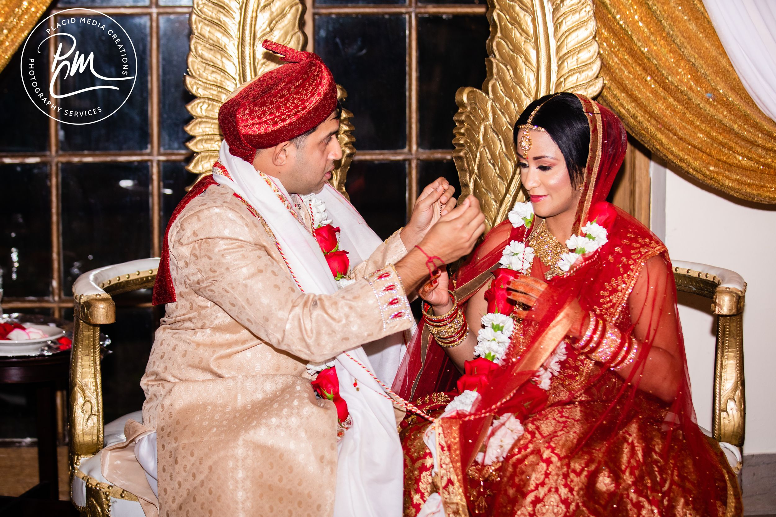 A traditional Hindu Wedding (Vivaha) is comprised of a series of religious ceremonies and rituals