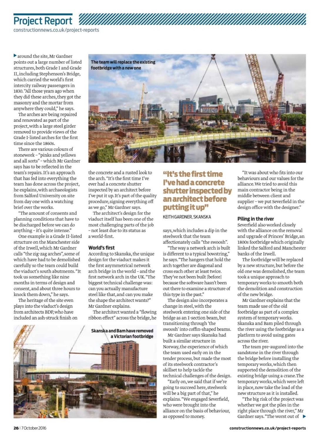 Construction News October 2016 Ordsall Chord article pg2