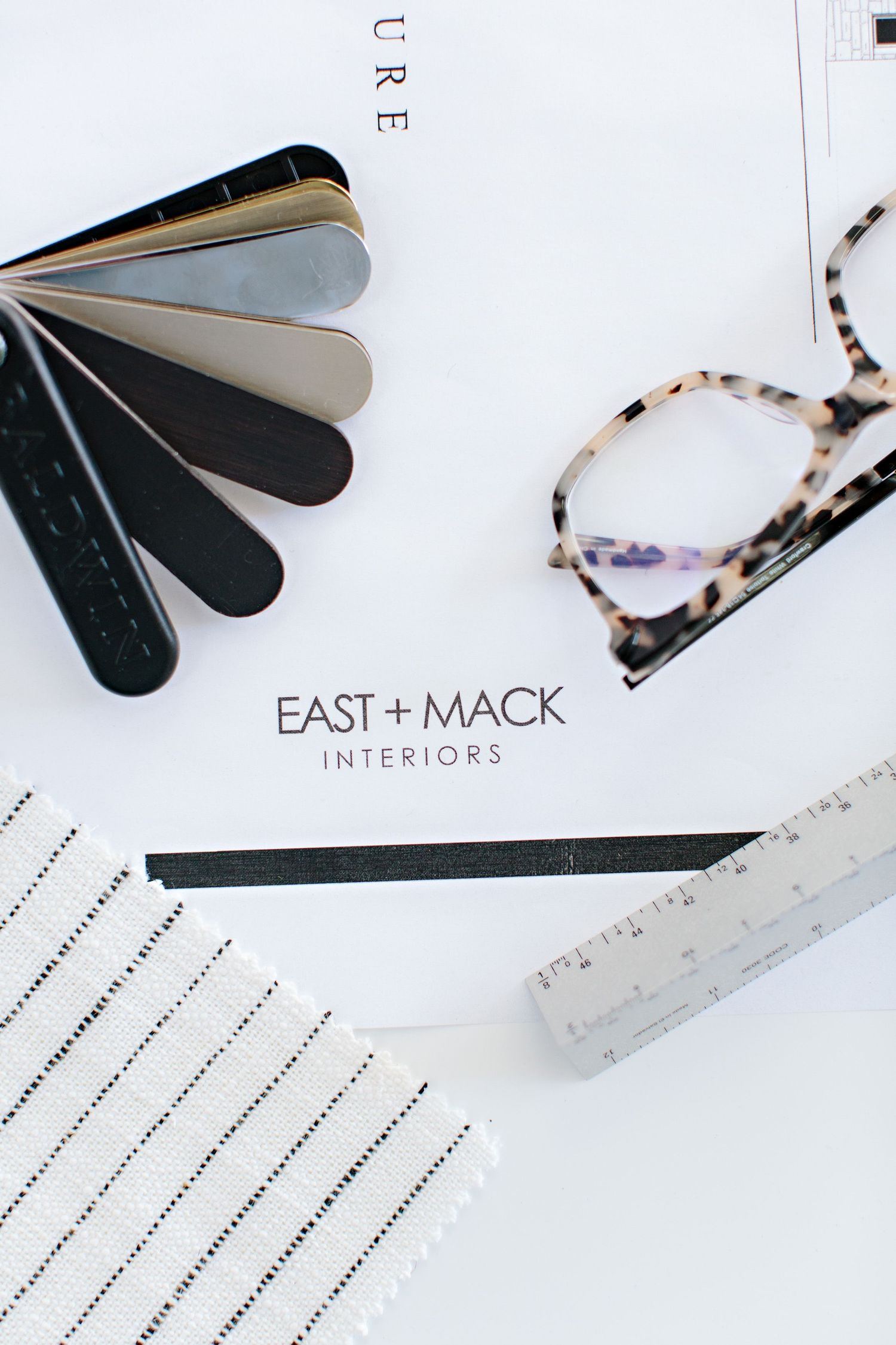 east + mack interiors details
