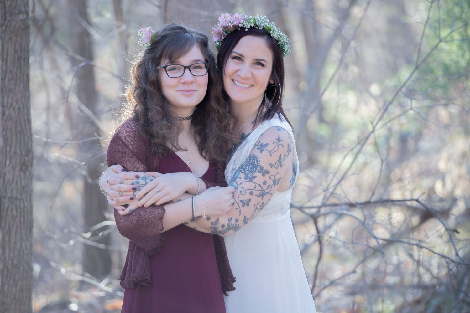 Wedding Mother Daughter Photography