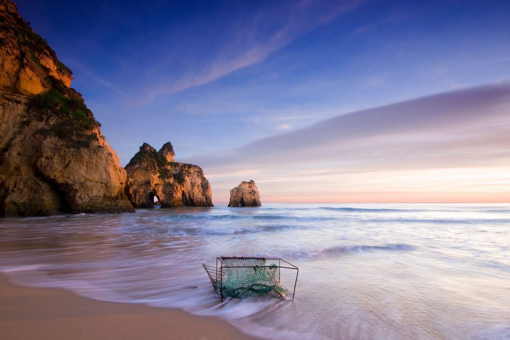 Dave Sheldrake Photography Algarve Beach Landscape Photographer Image 4