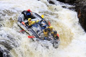 white water rafting scotland freespirits photography
