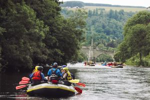 The Adventure Photographers FreeSpirits Rafting Tay