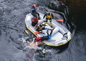 rafting tummel scotland freespirits photography