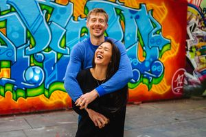 Engagement photographer London