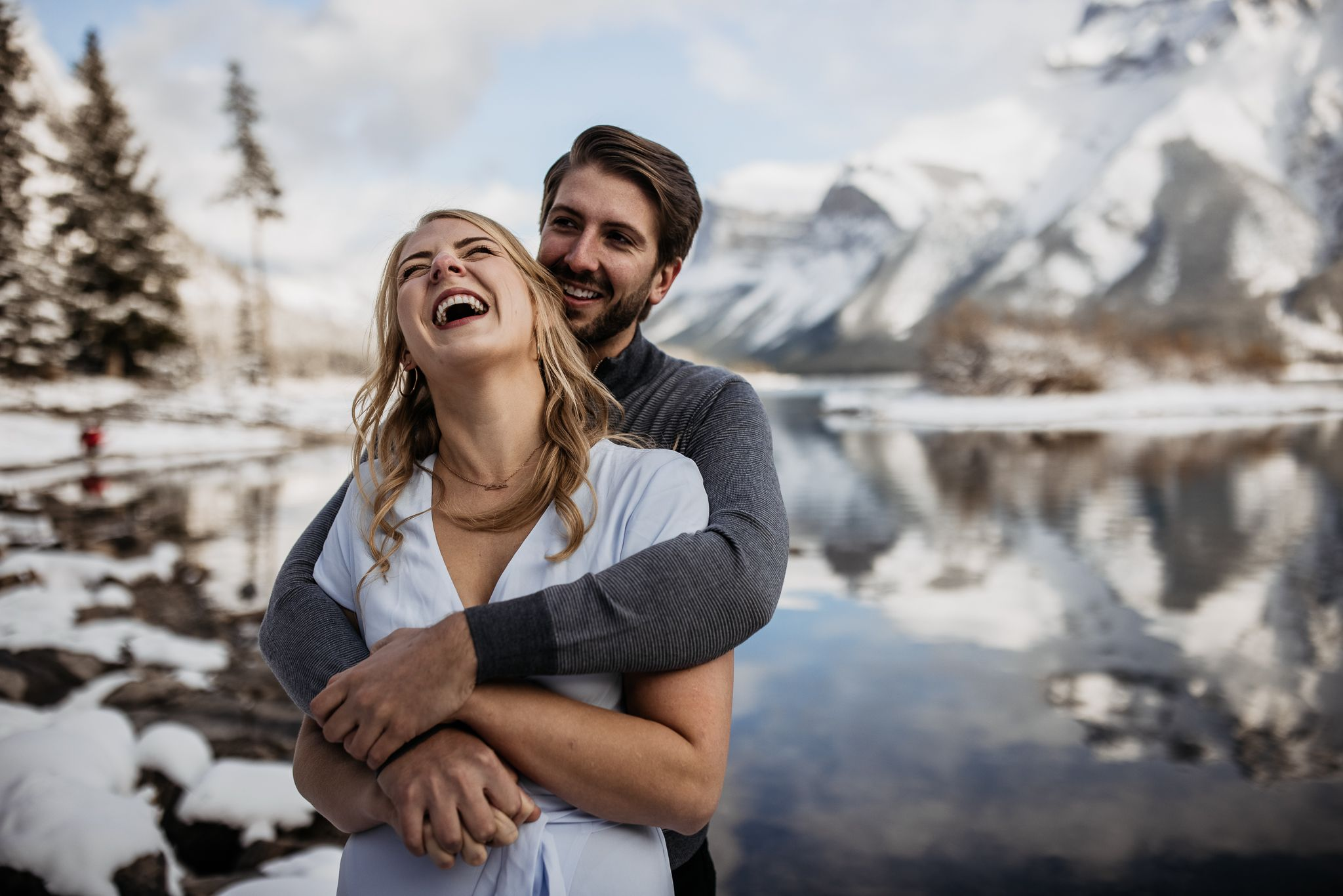 Wedding Photographers in Banff