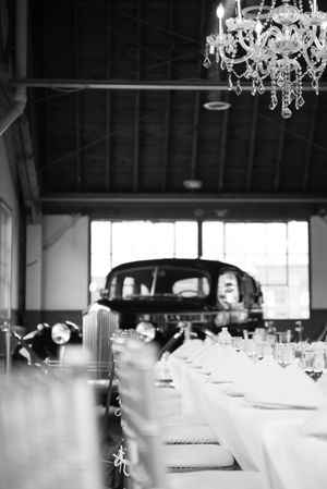 Packard Proving Grounds wedding photography by top Detroit photographer / ford piquette plant / jam handy / eastern mark