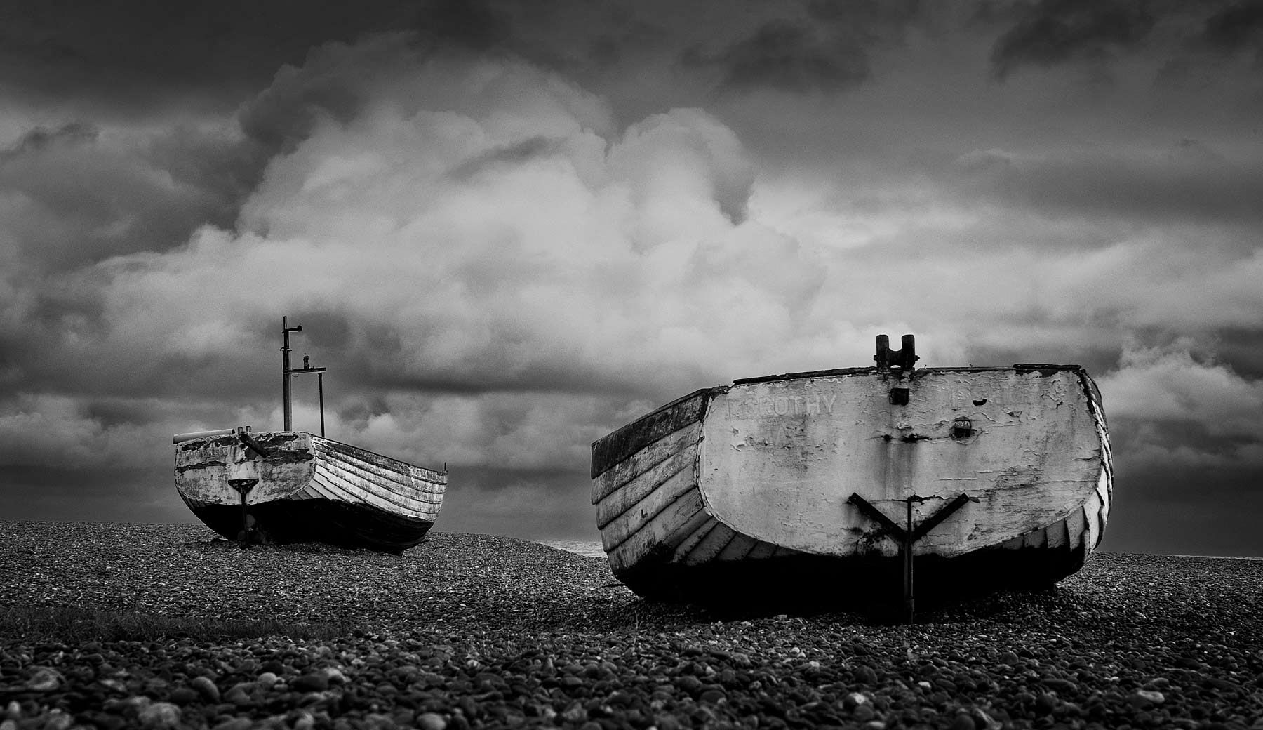 Aldeburgh fishing boats