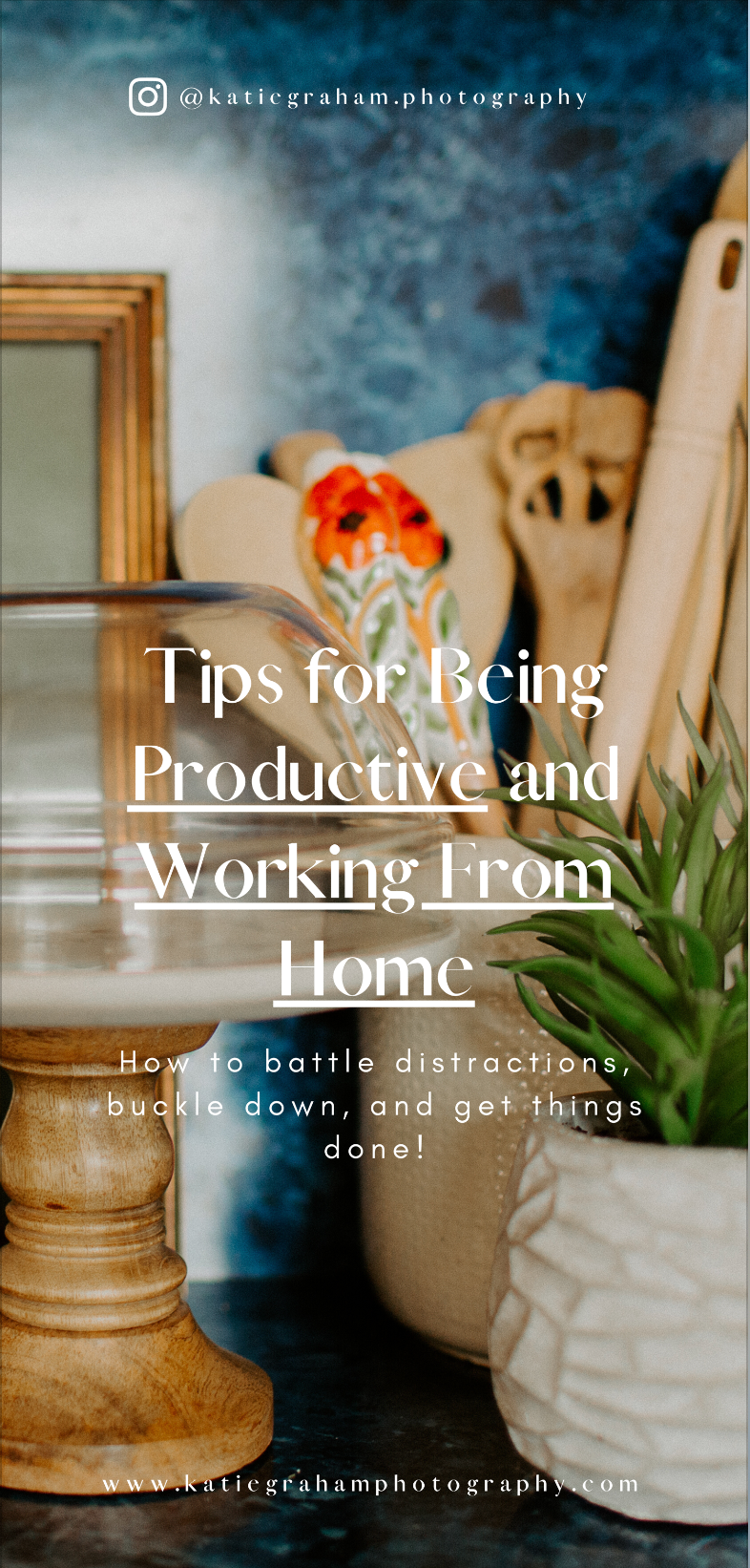 Tips for Being Productive and Working from Home