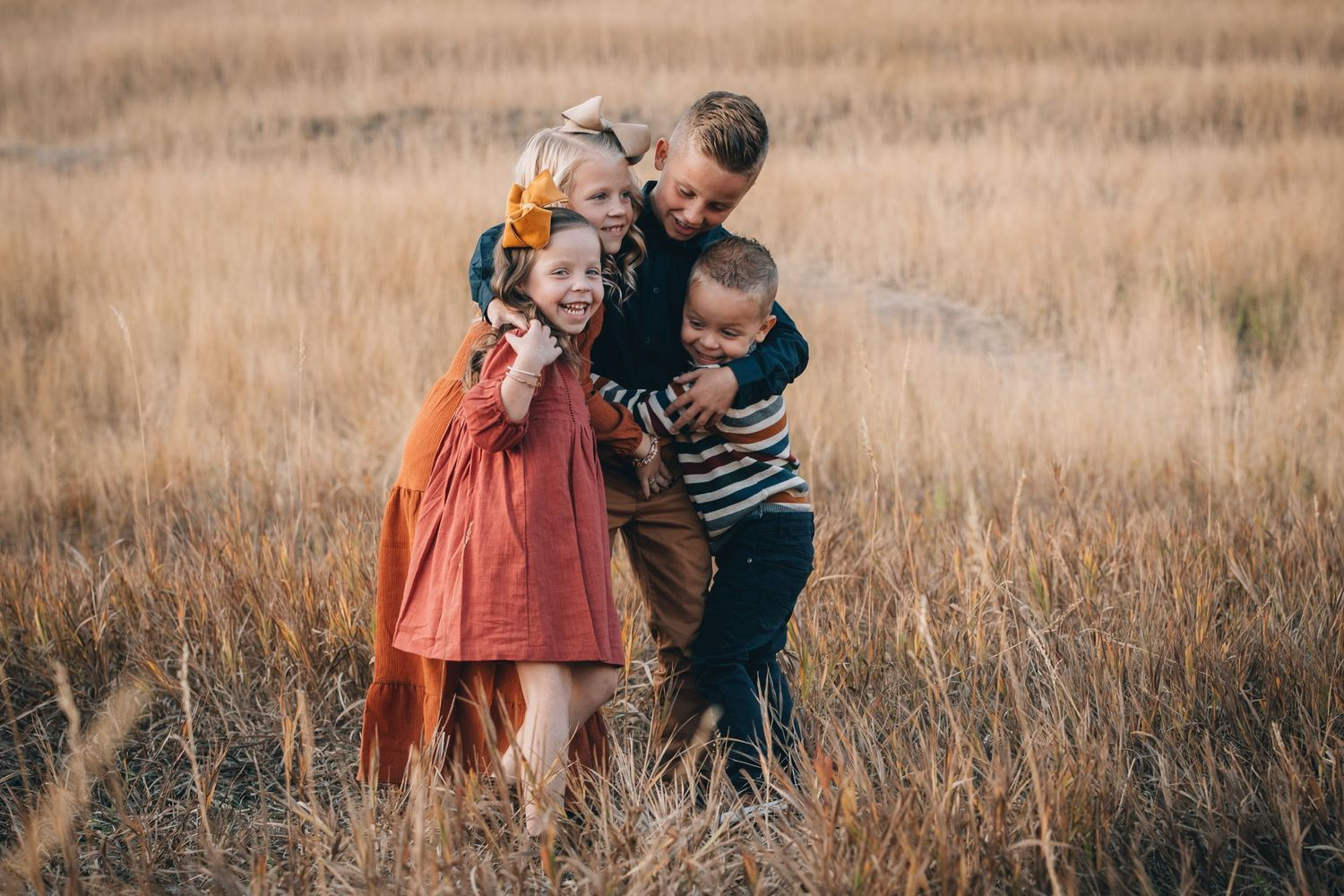 fall family photos Kaysville Utah Layton Kays Creek Parkway Davis County photographer