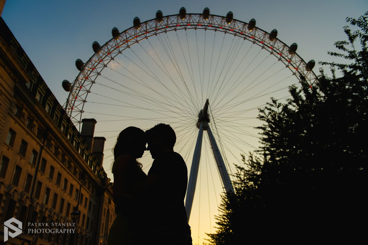 Engagement Photoshoot London