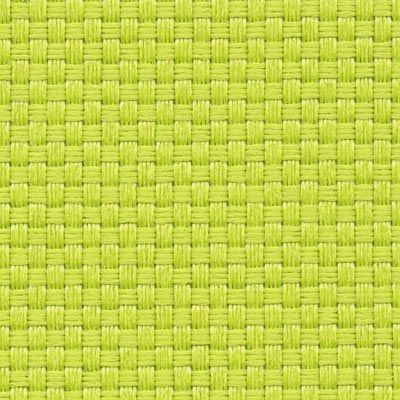 Lime Woven Fabric Colour Swatch