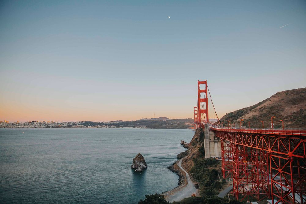 rebecca skidgel photography wedding photographer engagement shoot style help ideas san francisco golden gate bridge sf