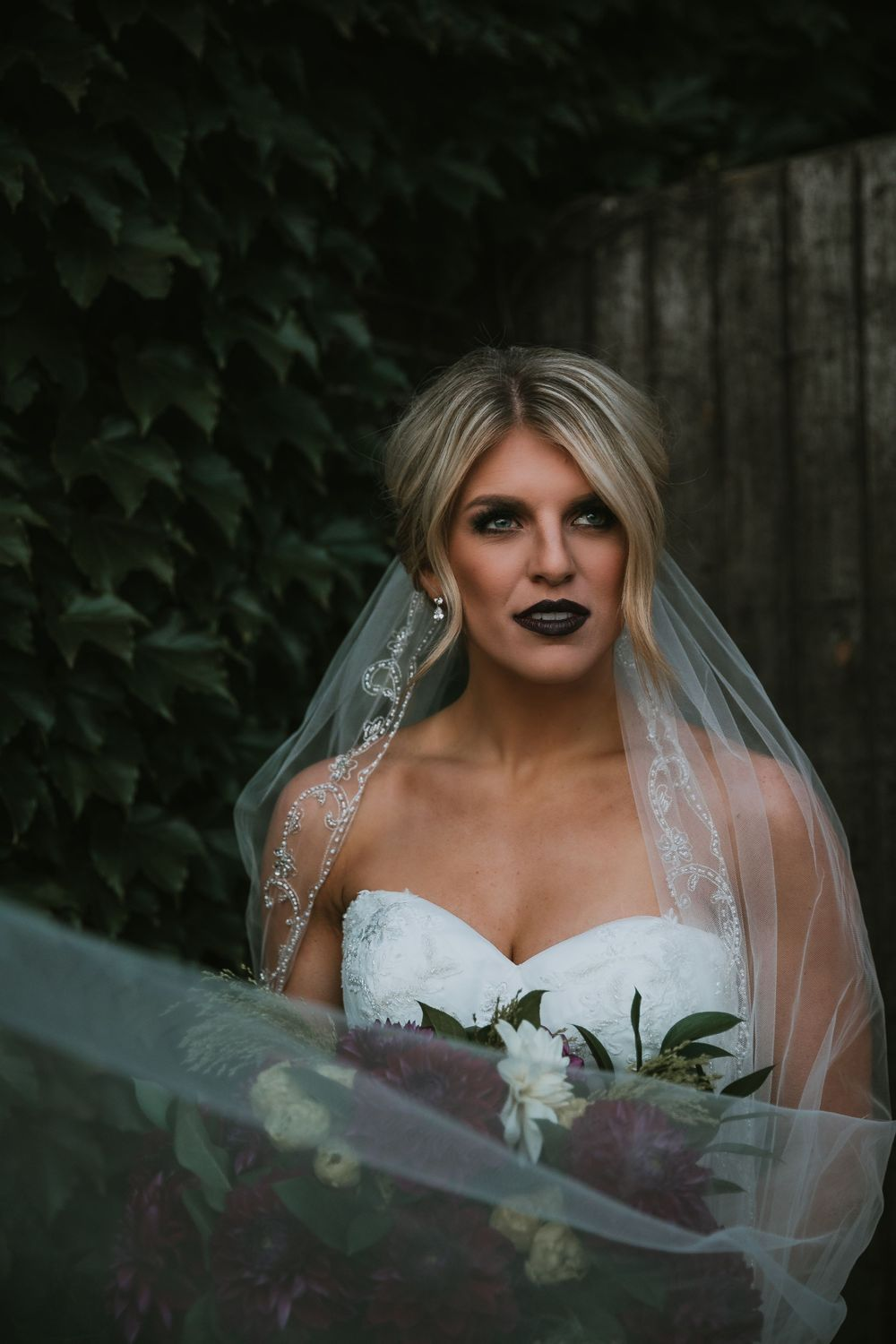 Bridal Portrait Wedding Photographer Ann Arbor Michigan