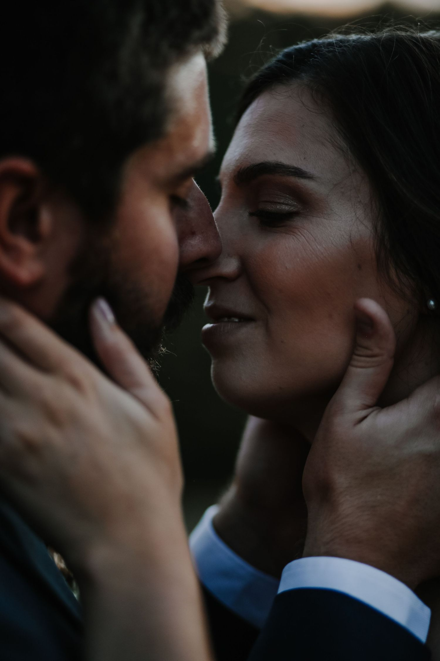 Moody wedding photography Lexington central KY Kentucky unique engagement session couples