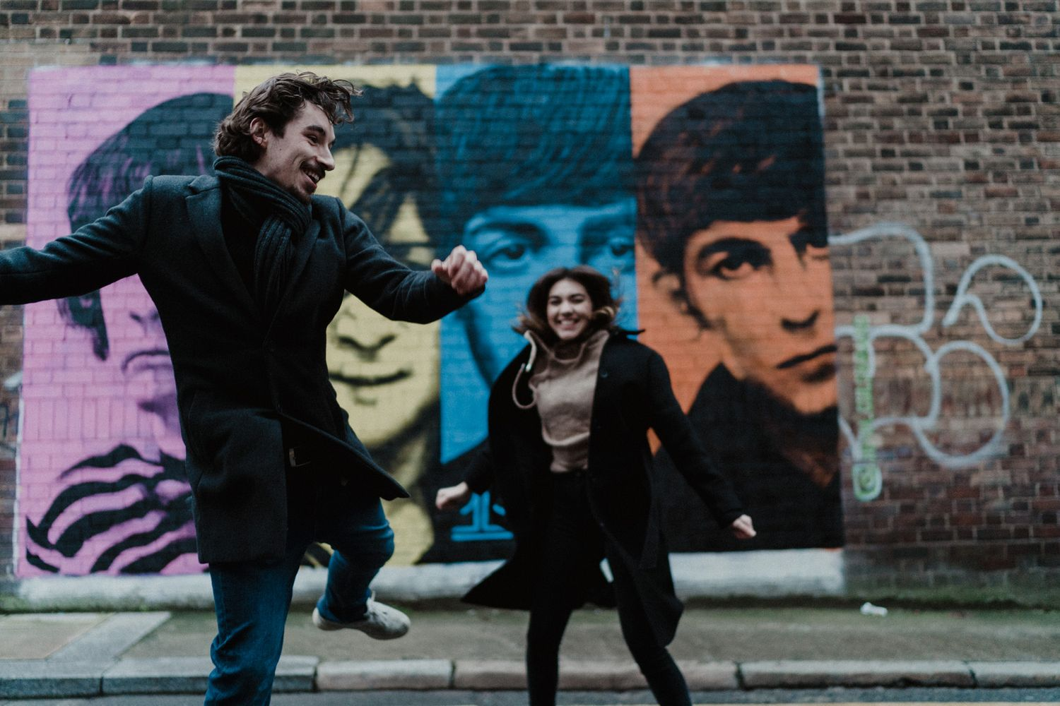Liverpool Engagement Photography