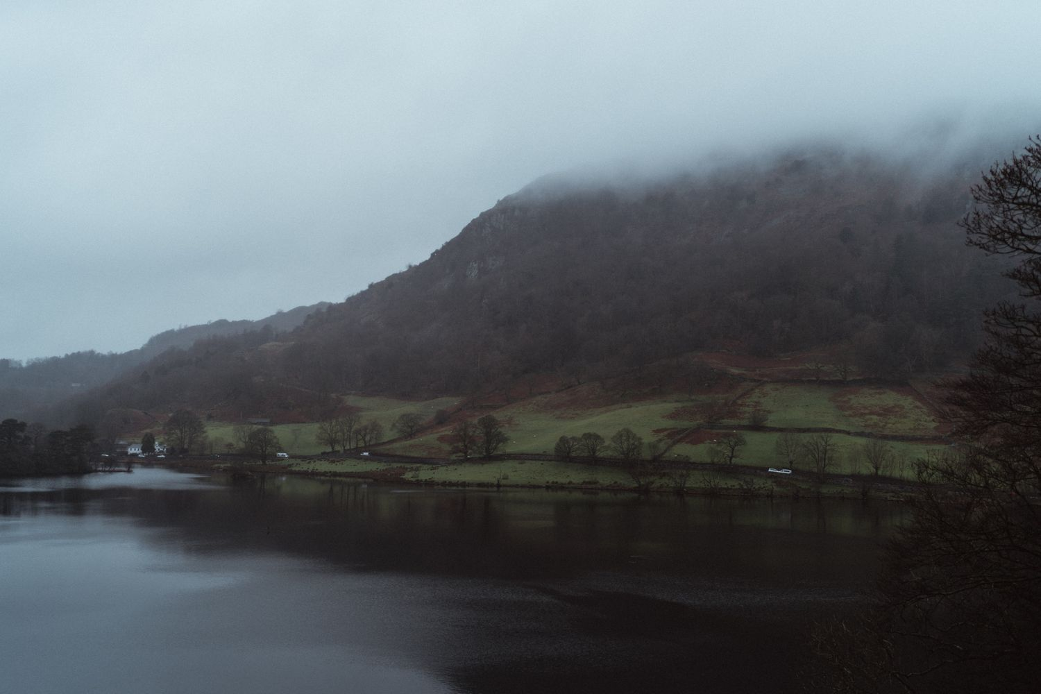 Rydal Water landscape photography