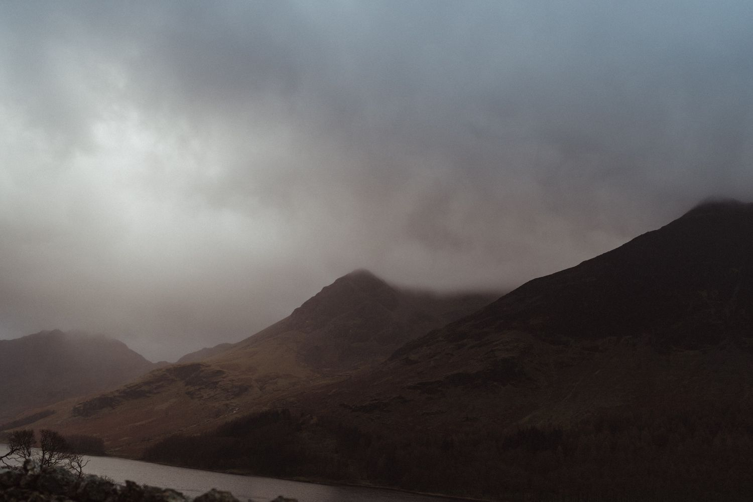 Buttermere Lake District landscape photography