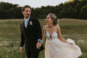Glen Arbor Wedding Photographer Couple
