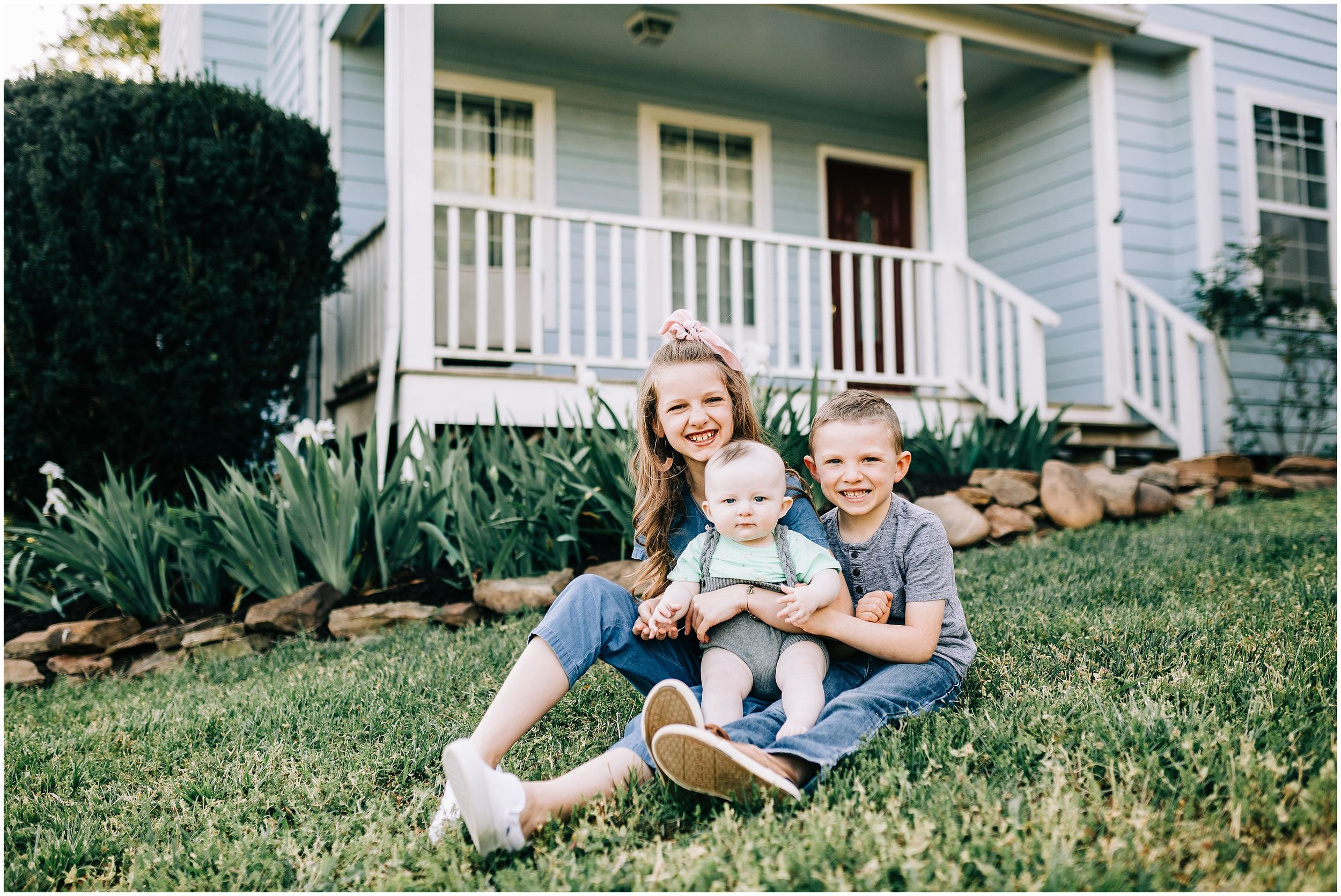 Knoxville Family Photo Session