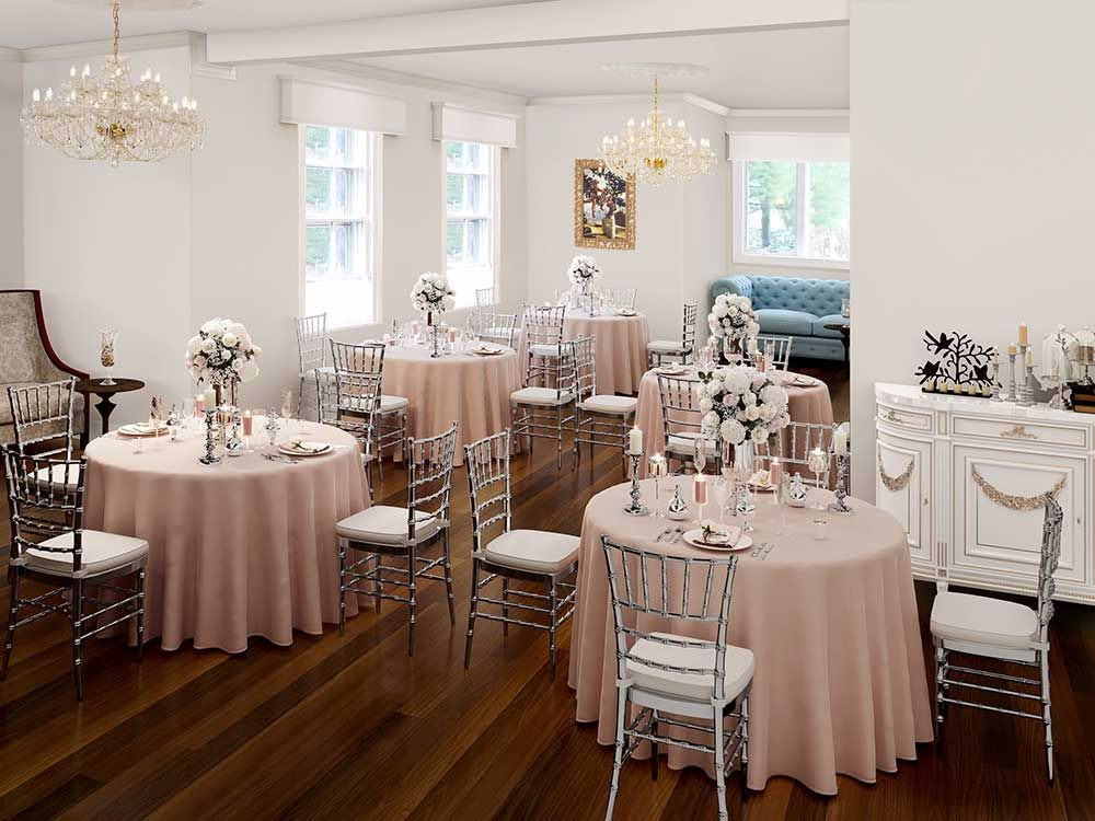 Mountainville Manor Hudson Valley small wedding venue