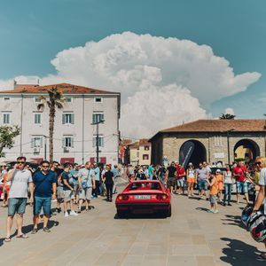 Cars and Coffee Slovenia