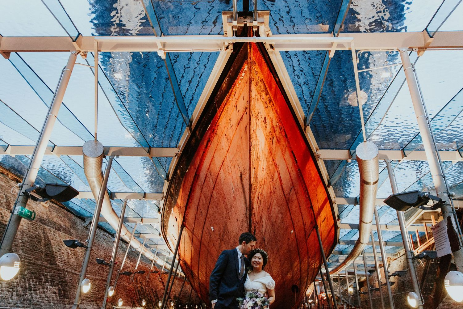 SS Great Britain Wedding Photography , Bristol wedding photographer