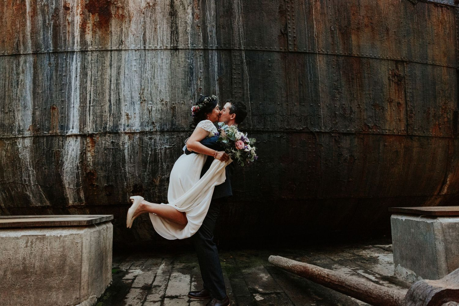 SS Great Britain Wedding Photography