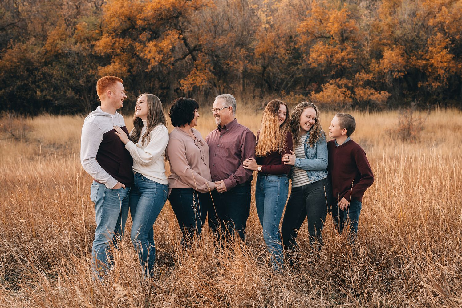fall family Utah photographer Layton Kaysville portrait lifestyle Davis autumn