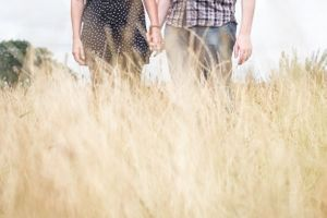 Oxleaze Barn Pre Wedding Shoot Summer Oxfordshire