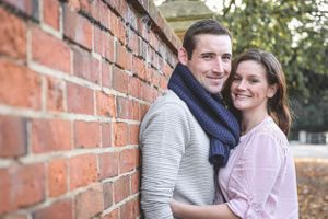 Oxford Red Brick Pre Wedding Photography Squib