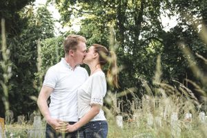 Pre Wedding Photography Oxfordshire Squib