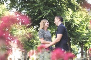 Burford High Street Pre Wedding Photography Oxfordshire