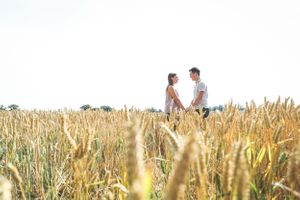 Lains Barn Pre Wedding Photography Squib