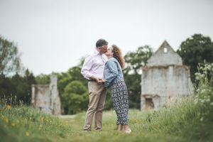 Minster Lovell Ruins Pre Wedding Photography Oxfordshire Squib