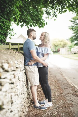 Countryside Cotswolds Pre Wedding Photography Oxford Photographer Squib