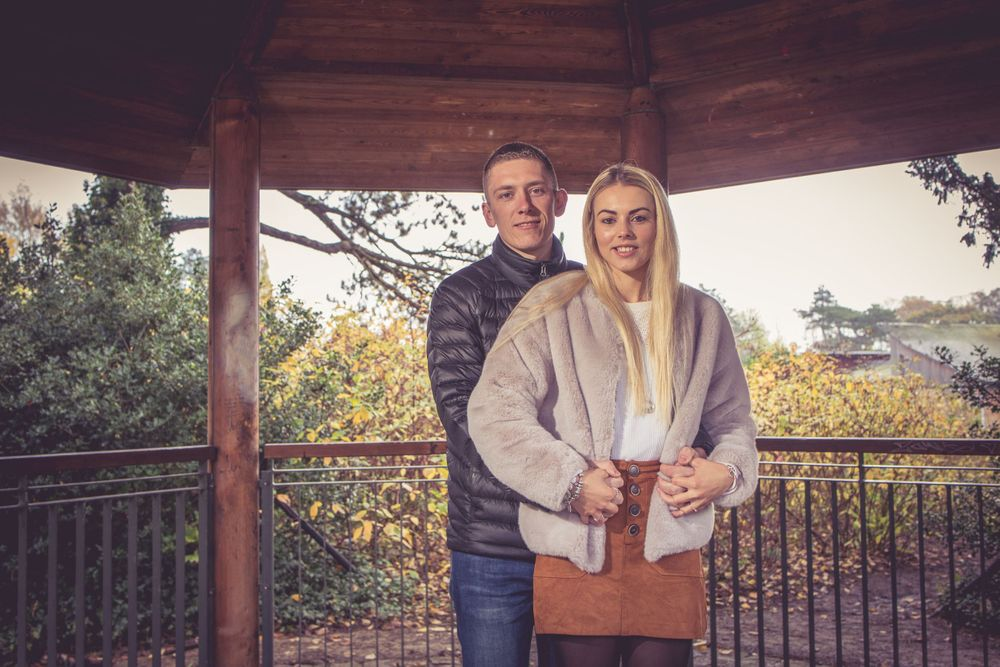 Grimsby Engagement Shoot Photographer