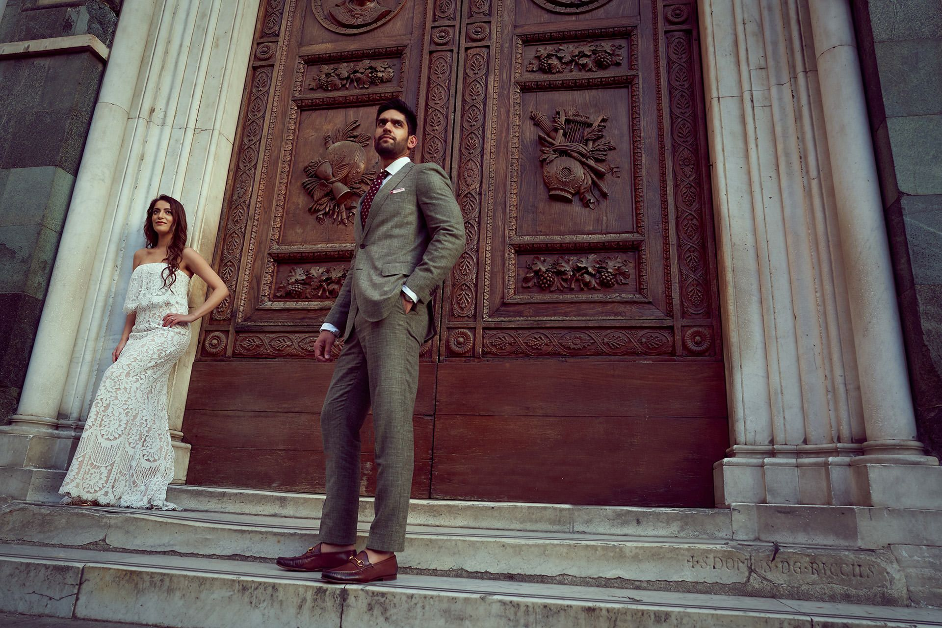 Florence Pre Wedding shoot Luxury pre wed