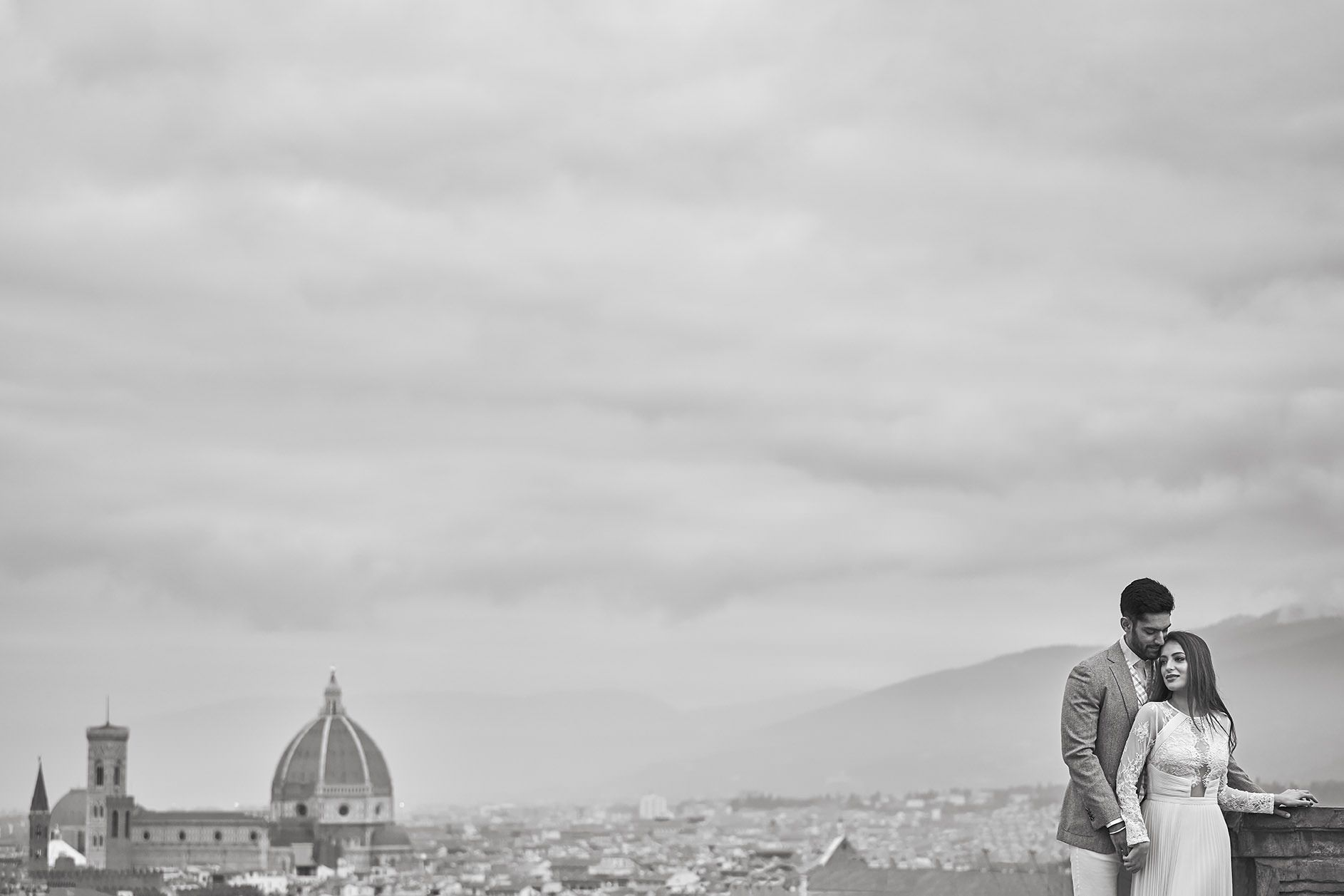 pre wedding photography in florence
