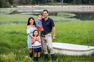 cohasset, ma family portraits | heidi harting photography