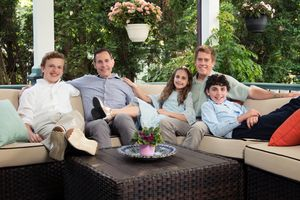 boston, ma family portraits | heidi harting photography