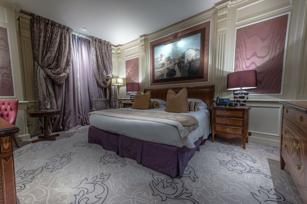 Hotel Principe Di Savoia - Dorchester Collection in Milan, Italy