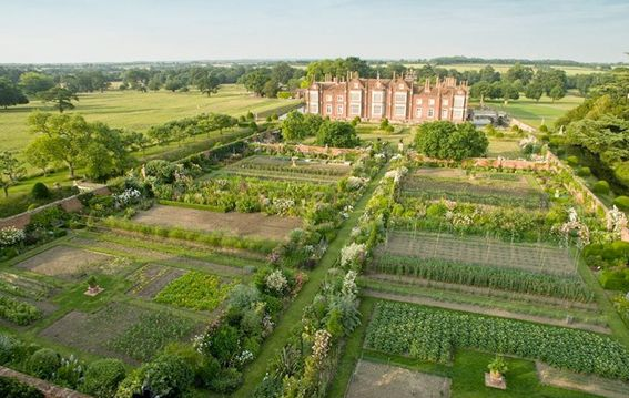 Helmingham Hall  Suffolk is on Faye Amare's wedding venue bucket list