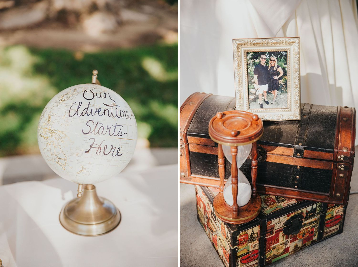 Adventure Wedding Details